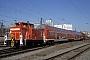 """Krupp 4474 - DB Cargo """"363 154-6"""" 24.03.2003 - HalleWerner Brutzer"""