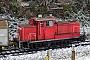 """Krupp 4474 - DB Cargo """"363 154-6"""" 01.12.2017 - KornwestheimHans-Martin Pawelczyk"""