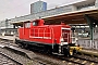 """Krupp 4474 - DB Cargo """"363 154-6"""" 01.11.2019 - FreiburgHerbert Stadler"""