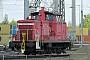 """Krupp 4476 - DB Cargo """"363 156-1"""" 17.08.2016 - Leipzig-WahrenRudolf Schneider"""