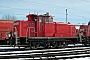 "Krupp 4476 - DB Cargo ""363 156-1"" 21.03.2018 - Weißenfels-GroßkorbethaAndreas Kloß"
