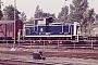 "Krupp 4477 - DBP ""DL 4"" __.__.1984 - Berlin, Postbahnhof Berlin 77Hans Dummer"
