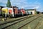 """Krupp 4480 - DB Cargo """"365 160-1"""" 03.10.1999 - LübeckRalf Lauer"""