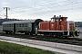 """Krupp 4481 - DB """"365 161-9"""" 26.09.1990 - Vaihingen (Enz)Werner Brutzer"""