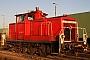 """Krupp 4482 - Railion """"363 162-9"""" 11.03.2007 - LübeckWilli Mischke"""