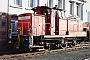 """Krupp 4484 - DB Schenker """"363 164-5"""" 18.01.2020 - Mannheim, Bahnbetriebswerk RbfHarald Belz"""