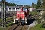 "Krupp 4486 - DB Cargo ""363 166-0"" 29.09.2016 - FreilassingNorbert Basner"