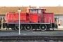 """Krupp 4487 - DB Cargo """"363 167-8"""" 20.11.2016 - Kornwestheim, BahnbetriebswerkHans-Martin Pawelczyk"""