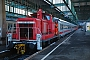 "Krupp 4489 - DB Schenker ""363 169-4"" 08.12.2012 - Stuttgart, HauptbahnhofHarald Belz"
