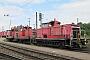 """Krupp 4489 - DB Cargo """"363 169-4"""" 19.06.2015 - Kornwestheim, BahnbetriebswerkHans-Martin Pawelczyk"""