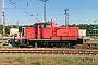 """Krupp 4489 - DB Cargo """"363 169-4"""" 30.06.2018 - Karlsruhe, HauptbahnhofWolfgang Rudolph"""