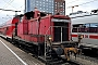 "Krupp 4489 - DB Cargo ""363 169-4"" 08.11.2018 - Freiburg, HauptbahnhofWolfgang Rudolph"