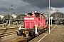 """Krupp 4489 - DB Cargo """"363 169-4"""" 18.01.2019 - Karlsruhe, HauptbahnhofWolfgang Rudolph"""