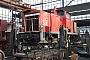 """Krupp 4490 - Railsystems """"363 170-2"""" 10.02.2011 - Benndorf, MaLoWa-BahnwerkstattSven Hoyer"""