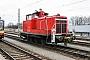 """Krupp 4490 - Railion """"363 170-2"""" 19.03.2005 - KarlsruheErnst Lauer"""