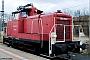 "Krupp 4490 - Railsystems ""363 170-2"" 02.01.2014 - Gotha, HauptbahnhofPeter Kalbe"