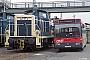 "Krupp 4491 - DB ""365 171-8"" 23.03.1991 - Schweinfurt, BahnbetriebswerkIngmar Weidig"