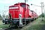 """Krupp 4491 - Railion """"363 171-8"""" 29.05.2003 - Darmstadt, BahnbetriebswerkErnst Lauer"""