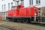 """Krupp 4492 - Railion """"363 172-8"""" 20.06.2004 - Mannheim, BahnbetriebswerkErnst Lauer"""