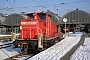 """Krupp 4492 - Railion """"363 172-8"""" 10.01.2009 - Karlsruhe, HauptbahnhofWerner Schwan"""