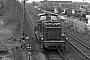 """Krupp 4499 - DB """"261 179-6"""" 21.04.1973 - Krefeld, Blockstelle BenradMartin Welzel"""