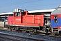"""Krupp 4500 - BTE """"363 180-1"""" 21.02.2018 - Nürnberg, HauptbahnhofFrank Thomas"""