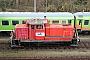 """Krupp 4500 - RDC """"363 180-1"""" 10.12.2020 - Tinnum (Sylt)Nahne Johannsen"""