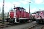 """Krupp 4504 - DB Cargo """"365 184-1"""" 18.04.2003 - Hamburg-WilhelmsburgRalf Lauer"""