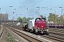 """Krupp 4504 - VEB """"V 60 1184"""" 11.04.2016 - Düsseldorf-RathWolfgang Platz"""