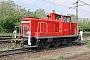 """Krupp 4506 - Railion """"363 186-8"""" 29.04.2004 - Mannheim, HauptbahnhofErnst Lauer"""