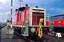 """Krupp 4506 - DB Cargo """"365 186-6"""" 28.01.2001 - Ludwigshafen, BahnbetriebswerkErnst Lauer"""