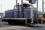 """Krupp 4506 - DB """"261 186-1"""" 10.07.1982 - NortheimWerner Brutzer"""