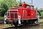 """Krupp 4506 - DB AG """"363 186-8"""" 02.05.2003 - MannheimWolfgang Mauser"""