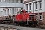 "Krupp 4506 - Railion ""363 186-8"" 29.02.2008 - Mannheim, BetriebshofIngmar Weidig"