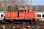 "Krupp 4507 - DB Cargo ""363 187-6"" 13.02.2019 - Basel, Badischer BahnhofTheo Stolz"