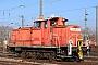 "Krupp 4507 - DB Cargo ""363 187-6"" 23.01.2020 - Basel, Badischer BahnhofTheo Stolz"