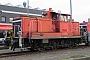 "Krupp 4507 - DB Cargo ""363 187-6"" 15.12.2018 - HaltingenGeorg Balmer"