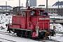 """Krupp 4508 - DB Schenker """"363 188-4 """" 16.02.2010 - Chemnitz, HauptbahnhofKlaus Hentschel"""