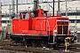 """Krupp 4509 - DB Schenker """"363 189-2"""" 29.04.2011 - Frankfurt (Main), HauptbahnhofDietrich Bothe"""