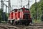 "Krupp 4509 - DB Schenker ""363 189-2"" 09.07.2012 - Köln-Porz-Gremberghoven, Rangierbahnhof GrembergAlexander Leroy"