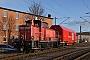"""Krupp 4511 - DB Cargo """"363 191-8"""" 10.03.2017 - Hagen-VorhalleJens Grünebaum"""