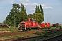 """Krupp 4511 - DB Cargo """"363 191-8"""" 24.08.2019 - Cottbus, AusbesserungswerkSebastian Schrader"""