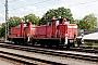 """Krupp 4513 - DB Cargo """"363 193-4"""" 05.09.2017 - Karlsruhe, HauptbahnhofErnst Lauer"""