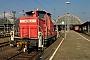 """Krupp 4513 - DB Cargo """"363 193-4"""" 23.09.2017 - Karlsruhe, HauptbahnhofWolfgang Rudolph"""