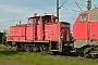 "Krupp 4515 - DB Schenker ""363 195-9"" 29.03.2014 - Mainz-Bischofsheim, BetriebshofJoachim Lutz"