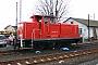 """Krupp 4520 - Railion """"363 200-7"""" 02.01.2007 - Hanau, HauptbahnhofRalf Lauer"""