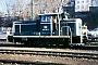 """Krupp 4520 - DB """"365 200-5"""" 05.12.1993 - Darmstadt, HauptbahnhofErnst Lauer"""
