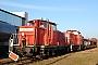 """Krupp 4520 - DB Schenker """"363 200-7 """" 21.02.2011 - SeddinHarald Belz"""