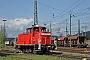 "Krupp 4520 - DB Schenker ""363 200-7"" 26.04.2010 - FuldaKonstantin Koch"