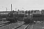 "Krupp 4520 - DB ""261 200-0"" 14.06.1982 - Hamburg-Wilhemsburg, BahnbetriebswerkThomas Bade"